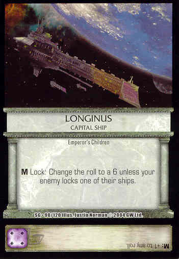 [GALERIE] Artworks - Page 4 Longinus