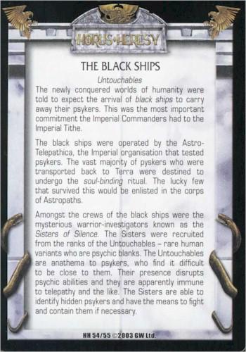 [HISTORIQUE] 30k vaisseaux de l'Hérésie & Grande Croisade Redem54